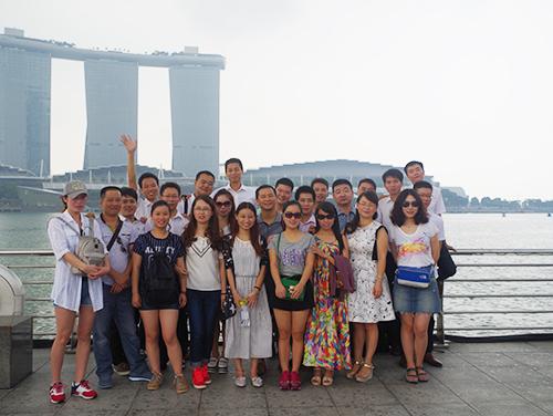 2016 亿鑫新加坡之行